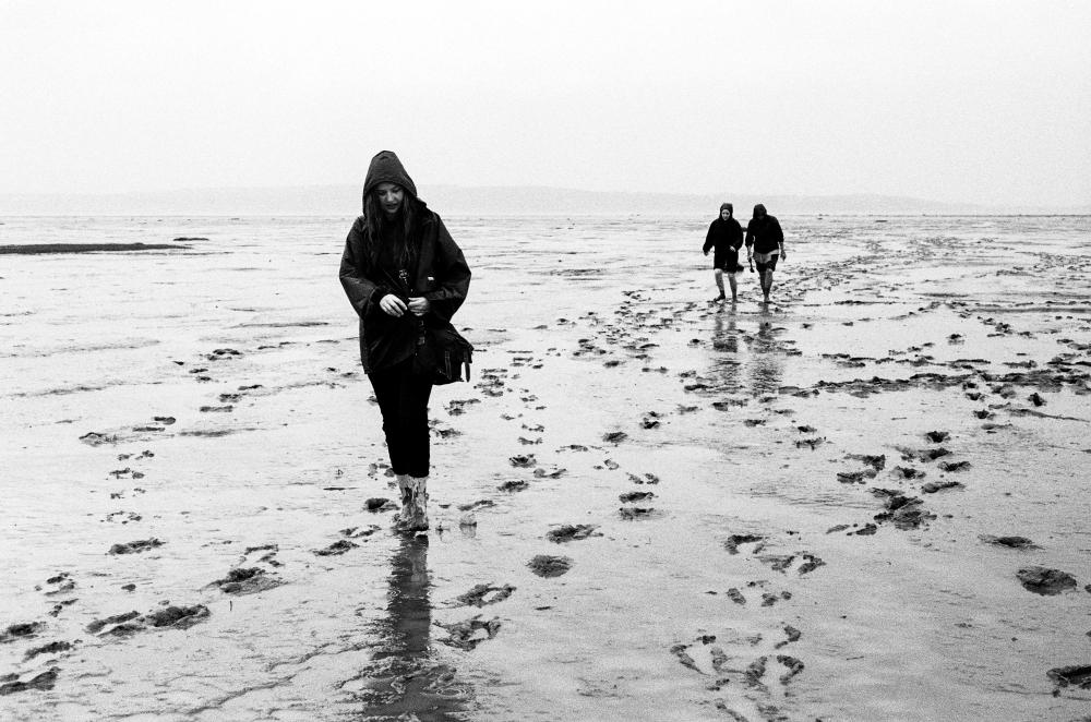 Les compagnes, Baie-Saint-Paul - photographie argentique, 2015